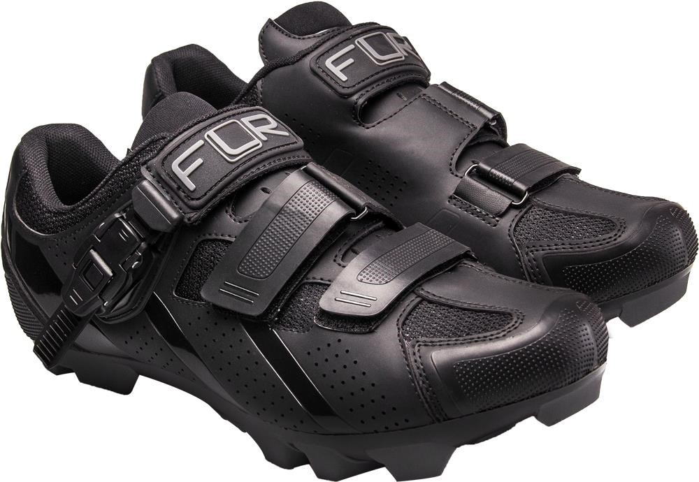 FLR F-65.III Pro SPD MTB Cycling Shoes | Shoes and overlays