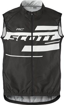 Scott RC Team 10 WB WindBreaker Cycling Vest / Gilet