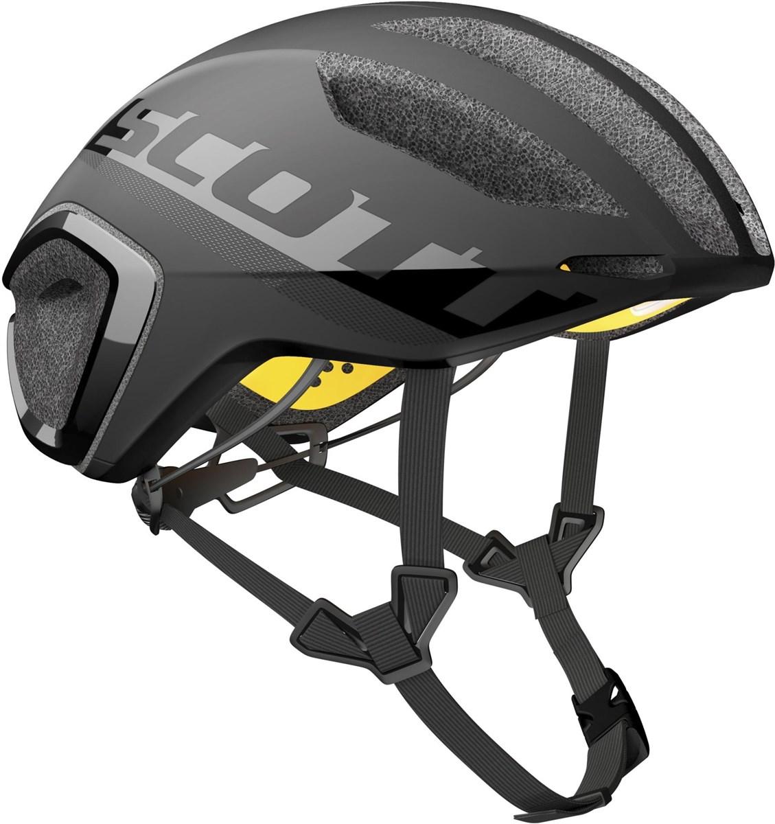 Scott Helmet Cadence PLUS (MIPS), Hvid - Cykelexperten.dk | Helmets