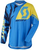 Scott 350 Race Long Sleeve Cycling Jersey