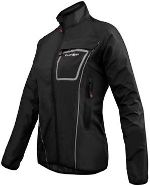 Funkier Storm WJ-1403 Womens Waterproof Jacket AW17