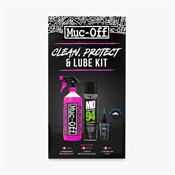 Product image for Muc-Off Clean, Protect and Lube Kit
