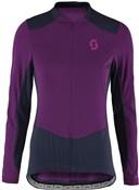 Scott Endurance 20 Cycling Womens Long Sleeve Jersey