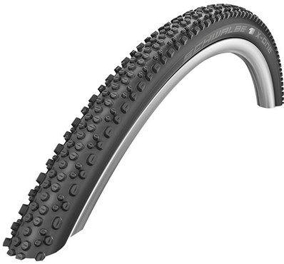 Schwalbe X-One Allround MicroSkin Tubeless Easy OneStar Folding Cyclocross Tyre