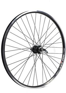 M Wheel Alloy 6 Bolt Disc / Rim Brake QR Axle Cassette 29er Rear Wheel