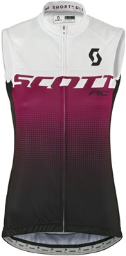 Scott RC Pro Without Sleeves Womens Cycling Shirt / Gilet | Veste