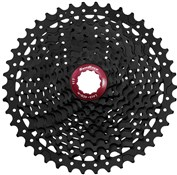 SunRace MX3 10 Speed Shimano/SRAM - Fluid Drive+ Cogs, Alloy Spacers & Lockring Cassette