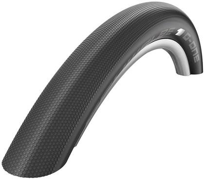 Schwalbe G-One Speed MicroSkin Tubeless Easy OneStar Evo Folding Road Tyre