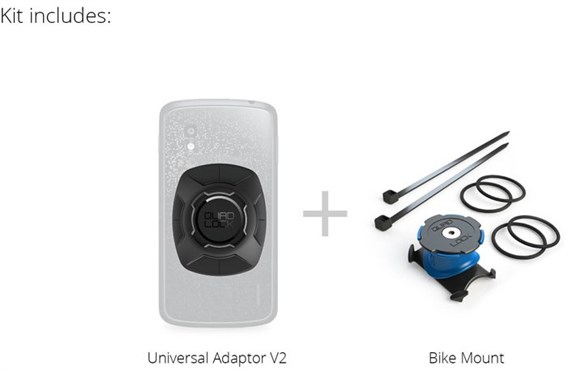 Quad Lock Bike Kit - Universal Fit V2