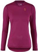 Scott Trail MTN Aero Womens Long Sleeve Jersey