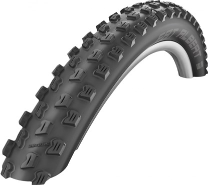 Schwalbe Fat Albert Front SnakeSkin Tubeless Easy TSC Evo Folding 27.5/650b Off Road MTB Tyre