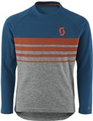 Scott Trail DRI 40 Junior Long Sleeve Jersey