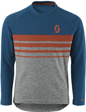 Scott Trail DRI 40 Long Sleeve Junior Shirt