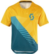 Product image for Scott Trail 50 Short Sleeve Junior Cycling Shirt / Jersey