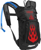 CamelBak M.U.L.E Mini Kids 3L Hydration Pack Bag with 1.5L Reservoir