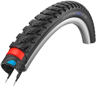 Schwalbe Marathon GT 365 DualGuard E-50 FourSeason Performance Wired Hybrid Tyre