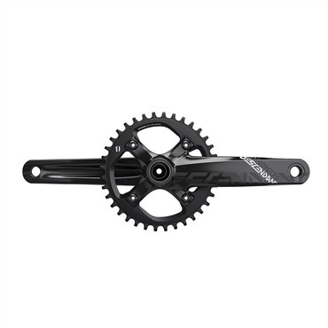 SRAM Descendant DH Chainset GXP (Cups Not Included)