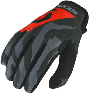 Scott 350 Race Junior Long Finger Cycling Gloves