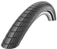 "Schwalbe Big Apple RaceGuard E-25 Endurance Performance Wired 26"" Urban MTB Tyre"