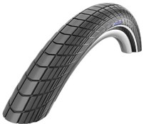"Schwalbe Big Apple RaceGuard E-25 Endurance Performance Wired 26"" Urban MTB Tyre"