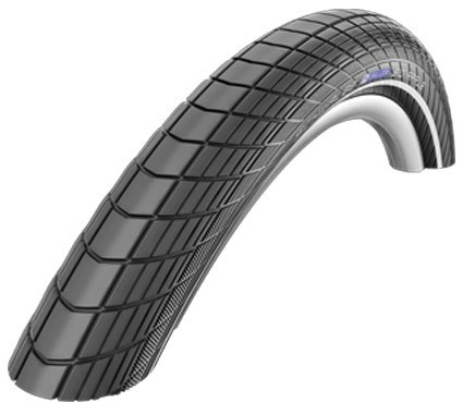 Schwalbe Big Apple K-Guard SBC Compund Active Wired Urban MTB Tyre