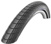 "Product image for Schwalbe Big Apple Plus GreenGuard E-25 Endurance Performance Wired  20"" Folding Tyre"