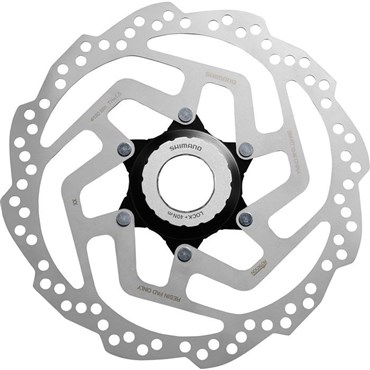 Shimano SM-RT10 Tourney TX Centre-Lock Disc Rotor For Resin Pad Only
