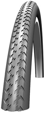 """Schwalbe HS127 K-Guard SBC Compound Active Wired 24"""" Tyre"""