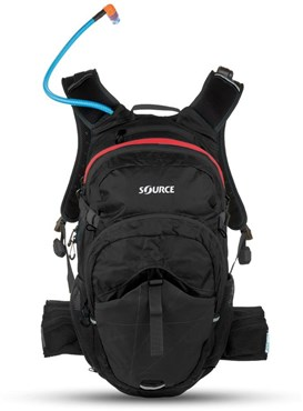 Source Paragon Hydration and Cargo Backpack - 25L | Rygsæk og rejsetasker