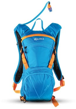 Source Rapid Hydration Pack / Backpack - 2L/3L | Rygsæk og rejsetasker