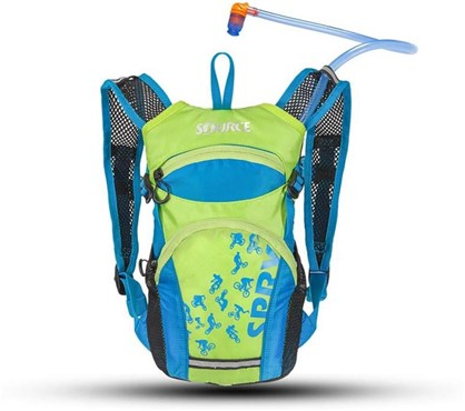Source Spry Kids Hydration Pack - 1.5L
