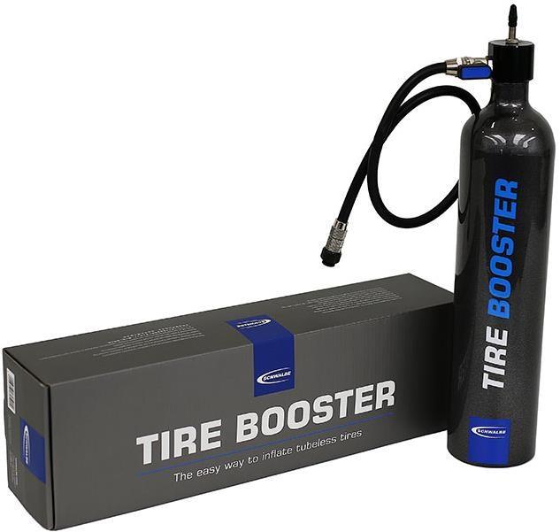 Schwalbe Tyre Booster | CO2 Pumper og patroner