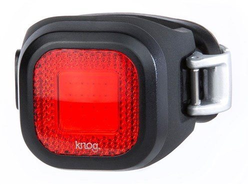 Knog Blinder Mini Chippy USB Rechargeable Rear Light