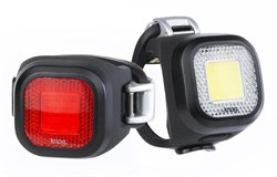 Product image for Knog Blinder Mini Chippy Twinpack Light Set