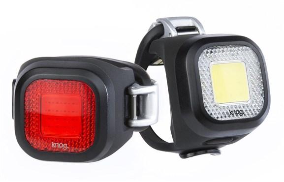 Knog Blinder Mini Chippy Twinpack Light Set
