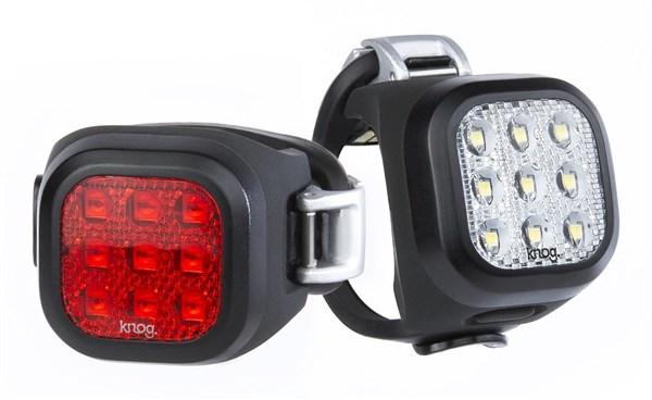 Knog Blinder Mini Niner Twinpack Light Set