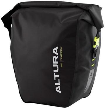 Altura Sonic 15 Waterproof Pannier Bag