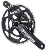 Product image for FSA Gossamer Compact 386Evo Road Chainset