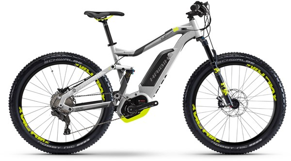 Haibike xDuro Full Seven 6.0 27.5+  2017 - Electric Mountain Bike