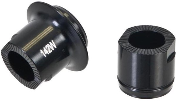 Halo Spin Doctor 6d Axle Ends Thru-axle Conversion For 6d Mtb Hub (no Axle)