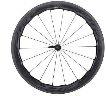 Zipp 454 NSW Carbon Clincher Impress Graphics Rear Road Wheel