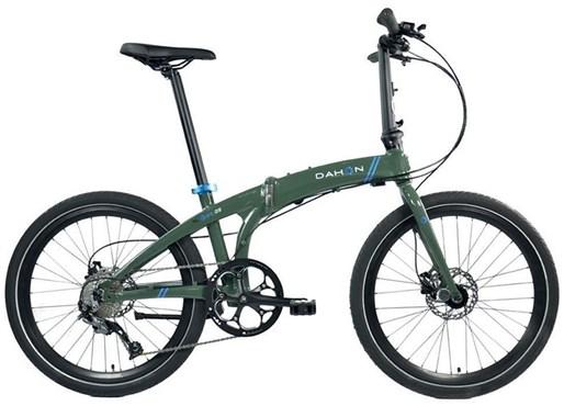 Dahon IOS D9 24w 2017 - Folding Bike