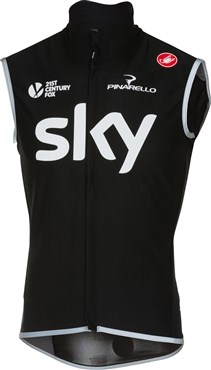 Castelli Team Sky Perfetto Cycling Vest / Gilet