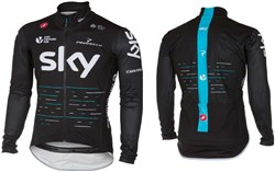 Castelli Team Sky Pro Fit Light Rain Jacket