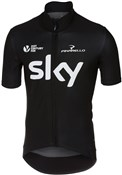Product image for Castelli Team Sky Gabba 3 Cycling Short Sleeve Jersey