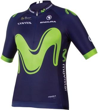 Endura Movistar Team Short Sleeve Jersey
