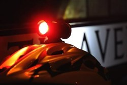 Brightside Topside Front/Rear Helmet Light