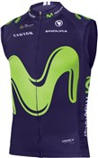 Endura Movistar Team Gilet AW17