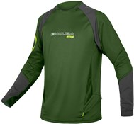 Endura MT500 Burner Long Sleeve Jersey