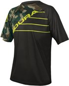 Endura SingleTrack Print Short Sleeve Jersey